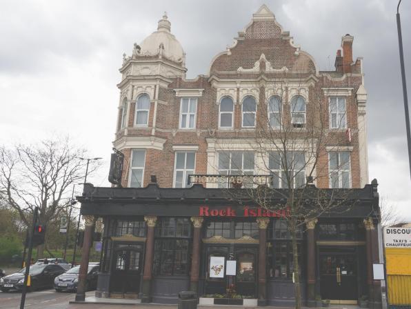 The pub in 2017-2018